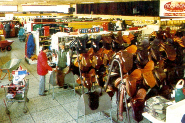 1980s Shop interior pic