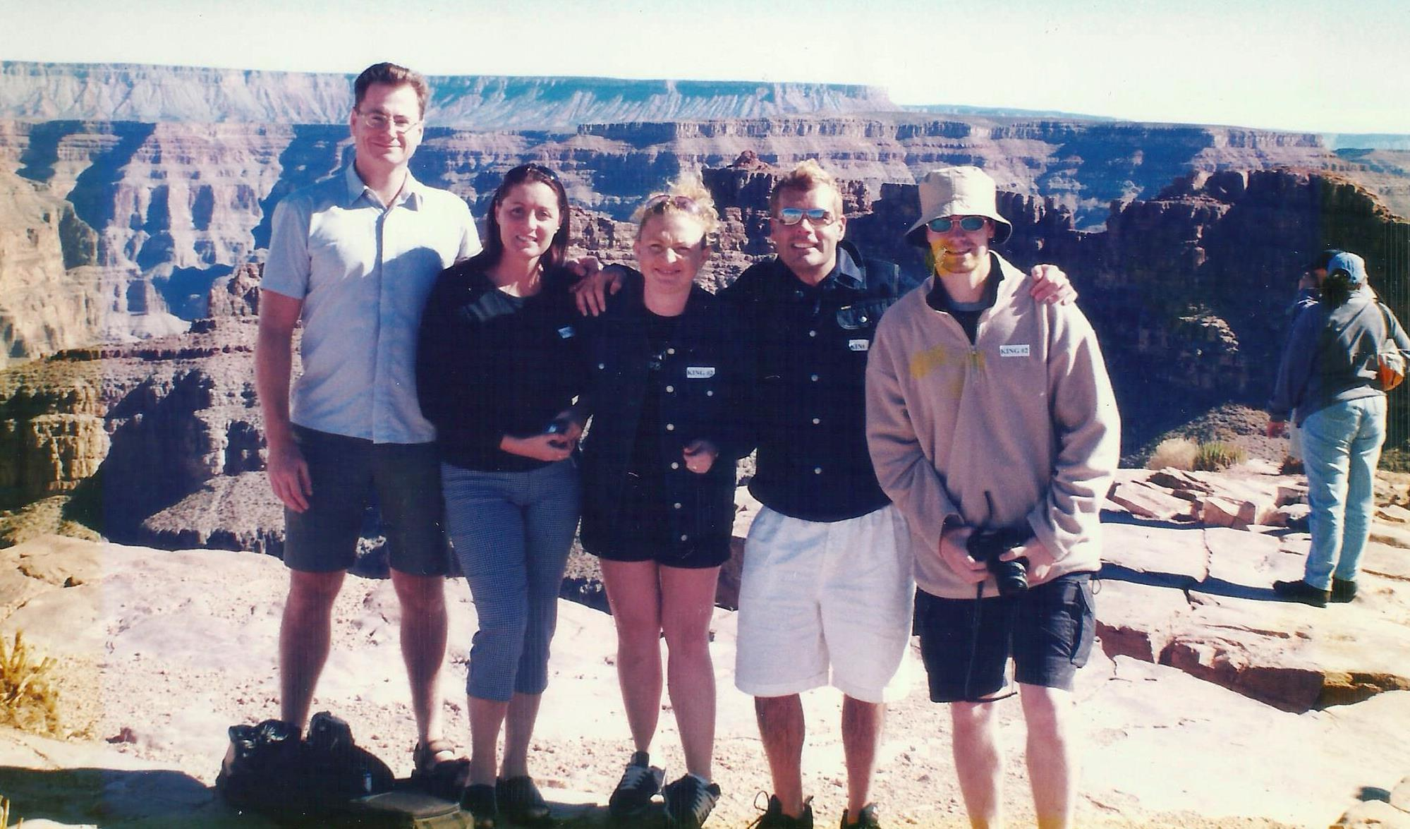 P H J P & D at Grand Canyon
