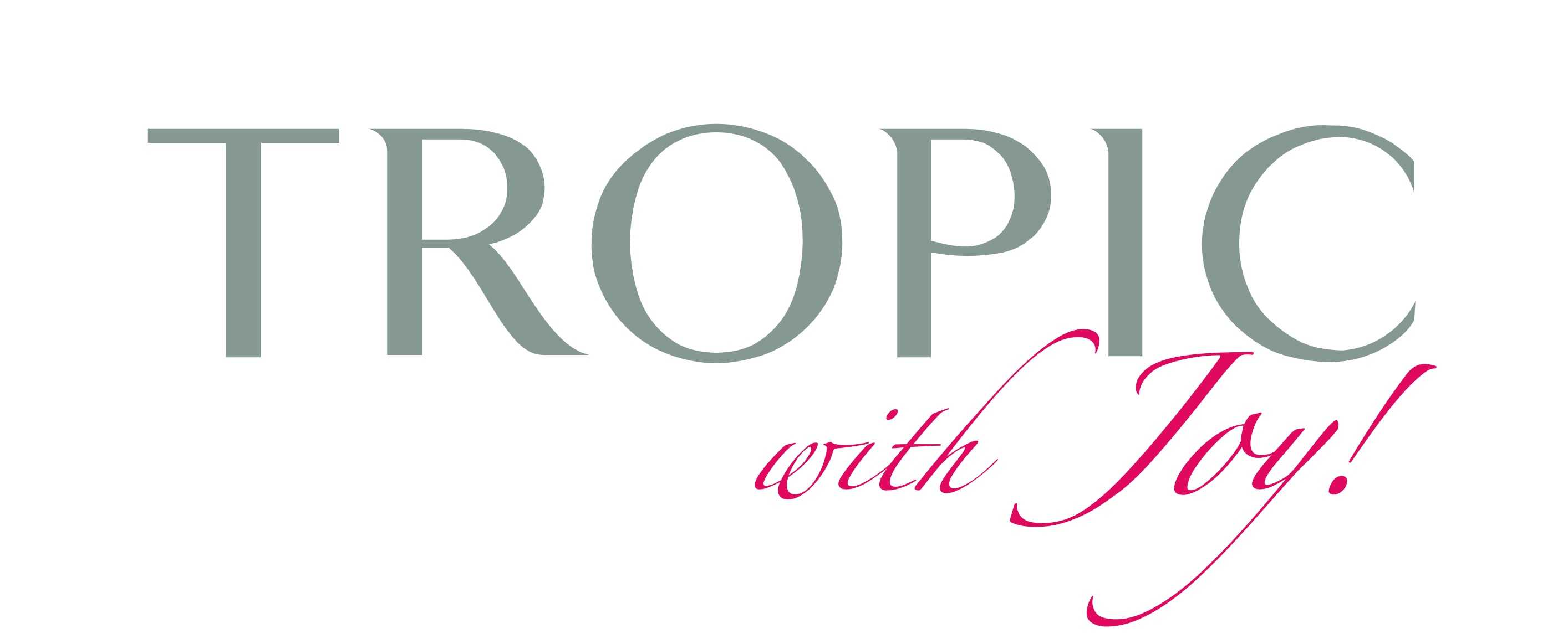 Tropic with Joy logo1